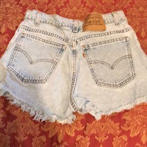 Levi's shorts regular fit 910